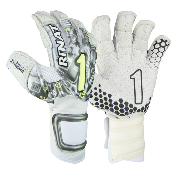 Rinat Asimetrik Etnik OX Spine Pro Goalkeeper Gloves-GK-Soccer Source
