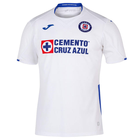 19/20 Cruz Azul Away S/S Jersey-All Apparel-Soccer Source
