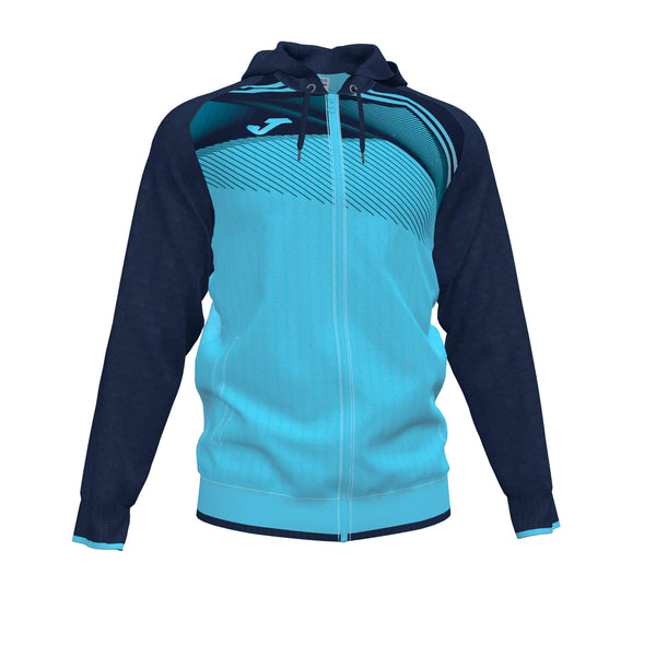 Joma Supernova II Zip Hoodie (youth)-Apparel-Soccer Source