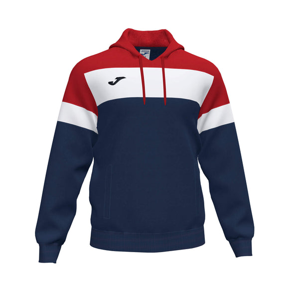 Joma Crew IV Hoodie-Soccer Command