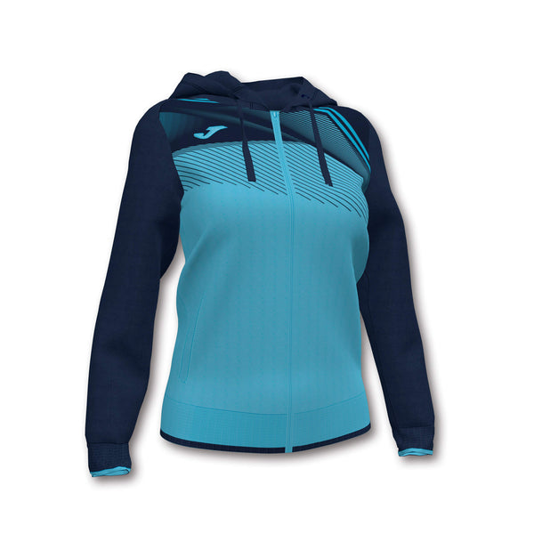 Joma Supernova II Zip Hoodie (women's)-Soccer Command