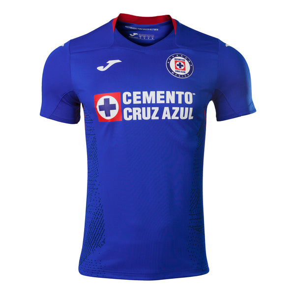 20/21Cruz Azul Home S/S Jersey-Soccer Command