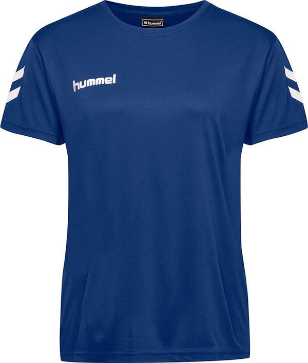 hummel Core Polyester Tee (women's)-Apparel-Soccer Source