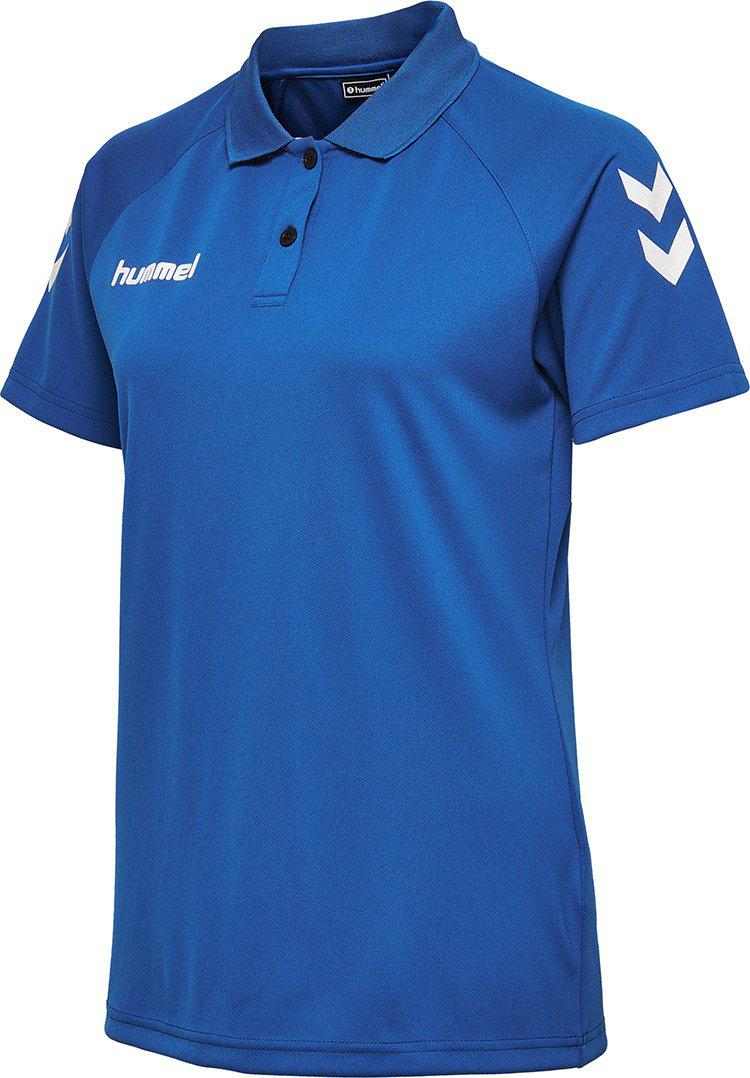 hummel Core Functional Polo (women's)-Soccer Command