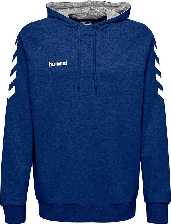 hummel Go Cotton Hoodie (youth)-Soccer Command