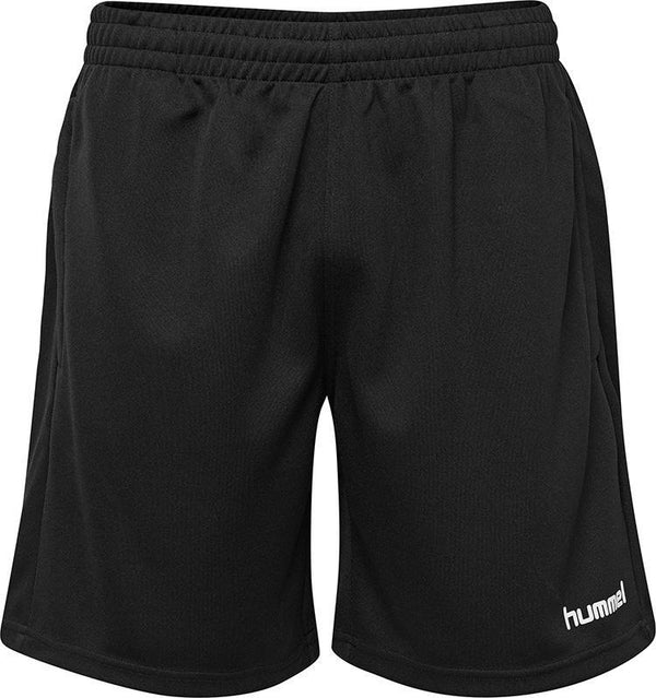 hummel Core Poly Coaches Shorts-Soccer Command