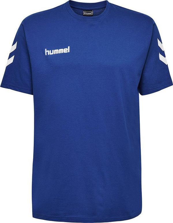 hummel hmlGo Cotton Tee-Apparel-Soccer Source