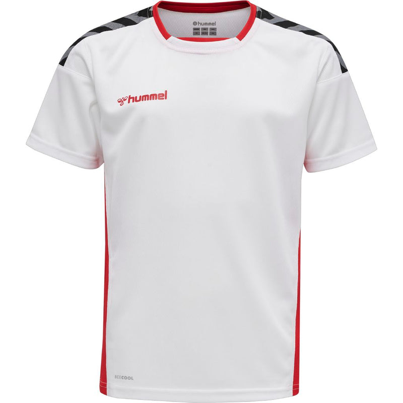 hummel hmlAuthentic Poly SS Jersey (adult)-Soccer Command