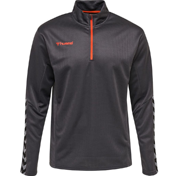 hummel hmlAuthentic Half Zip Jacket-Apparel-Soccer Source