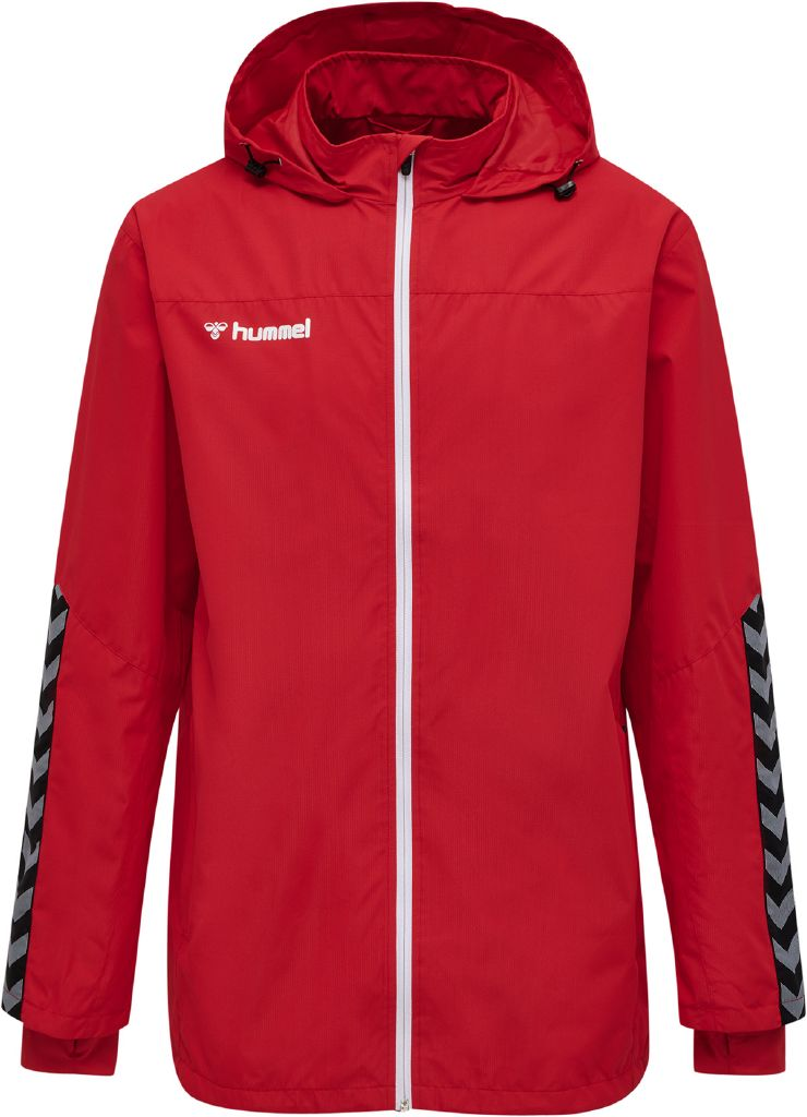 hummel hmlAuthentic All-Weather Jacket-Apparel-Soccer Source