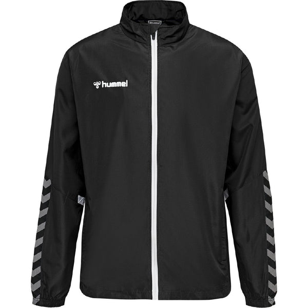 hummel hmlAuthentic Micro Jacket-Apparel-Soccer Source