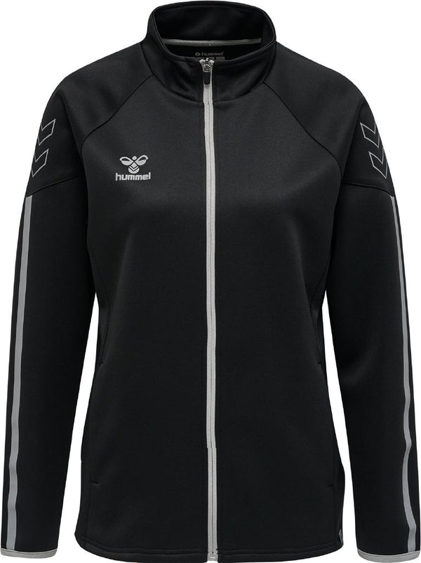 hummel hmlCima Zip Jacket (women's)-Apparel-Soccer Source
