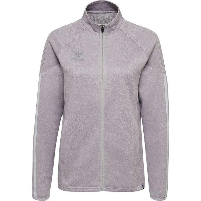 hummel hmlCima Zip Jacket (women's)-Soccer Command