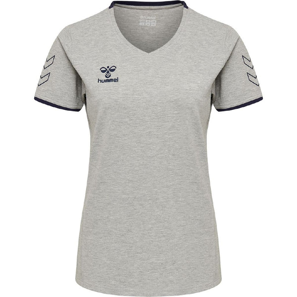 hummel hmlCima T-Shirt (women's)-Apparel-Soccer Source