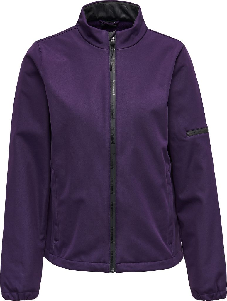 hummel hmlNorth Softshell Jacket (women's)-Apparel-Soccer Source