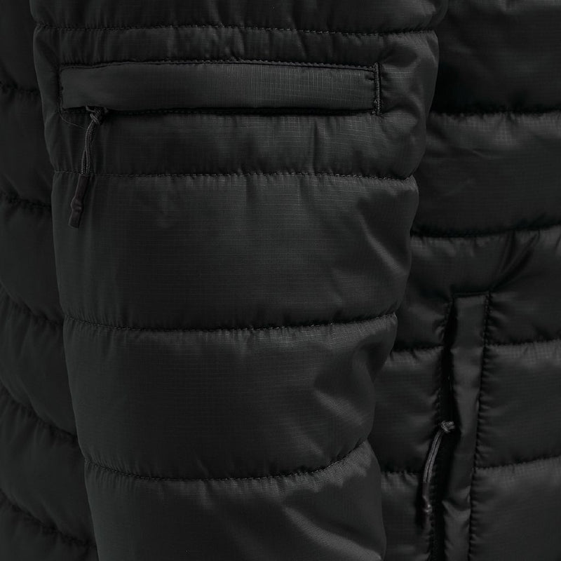 hummel hmlNorth Quilted Hood Jacket-Soccer Command