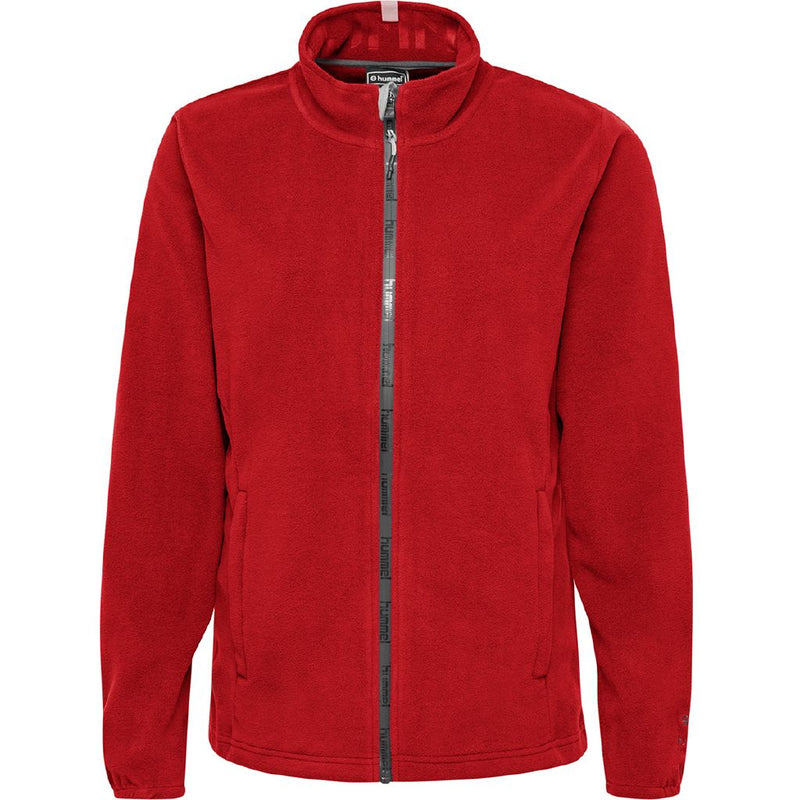 hummel hmlNorth Full Zip Fleece Jacket (women's)-Soccer Command