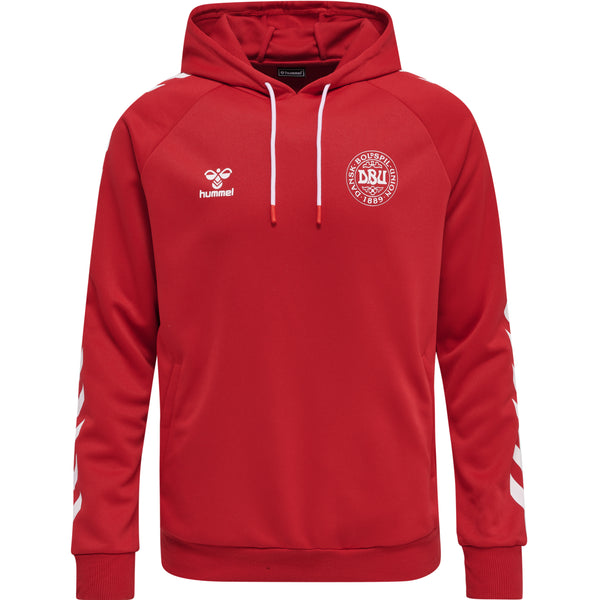 hummel Denmark DBU Fan 2020 Hoodie Sweat-Soccer Command