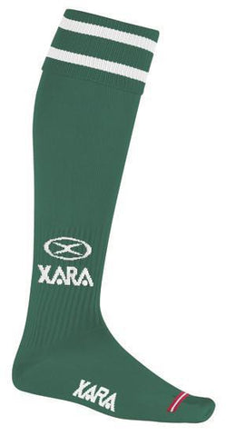 Xara Logo Soccer Socks-Apparel-Soccer Source