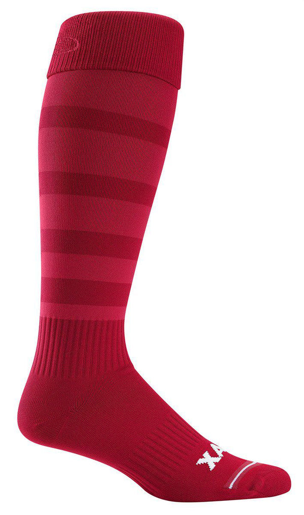 Xara Hooped Soccer Socks-Soccer Command