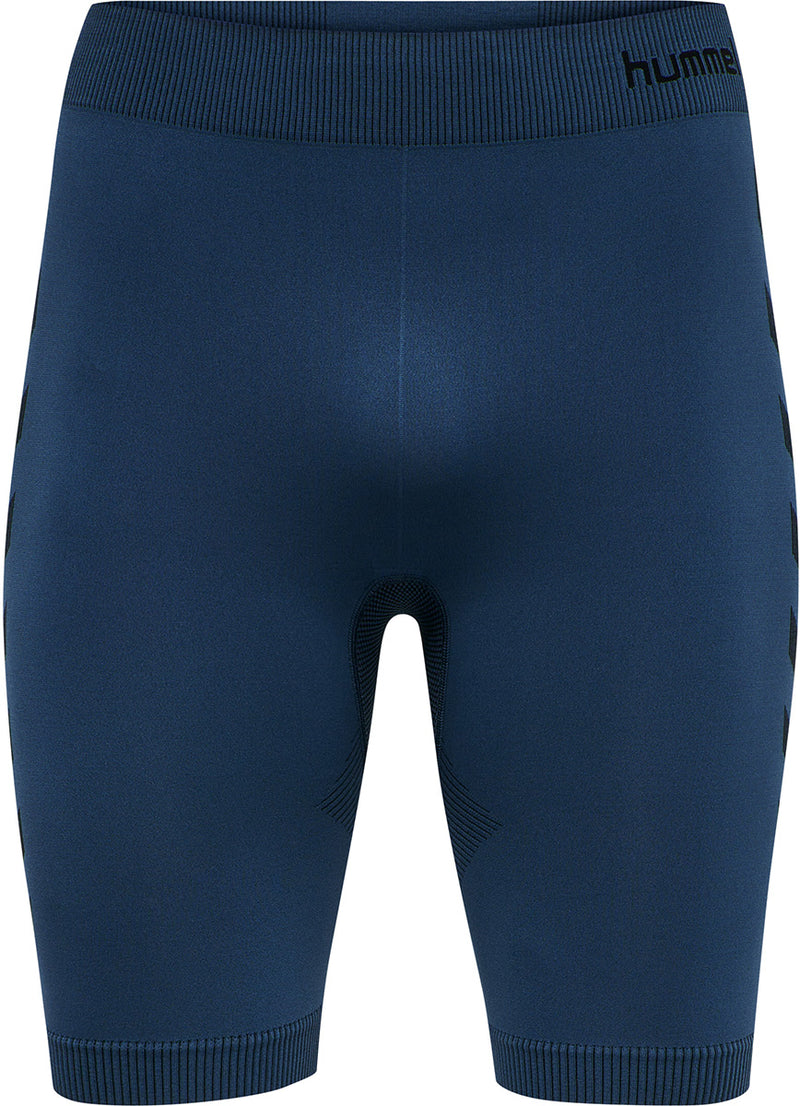 hummel First Seamless Training Short Tights-Soccer Command