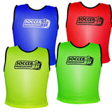 Deluxe Training Vest Set by Soccer Innovations - Soccer Source - Your Source for Quality Soccer Equipment