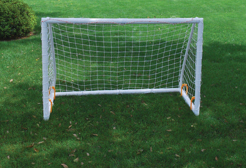 4' x 6' PVC Match Soccer Goal by Soccer Innovations - Soccer Source - Your Source for Quality Soccer Equipment