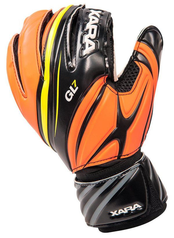 Xara GL7 Finger-Save GK Gloves-GK-Soccer Source