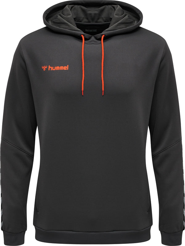 hummel Authentic Poly Hoodie-Soccer Command