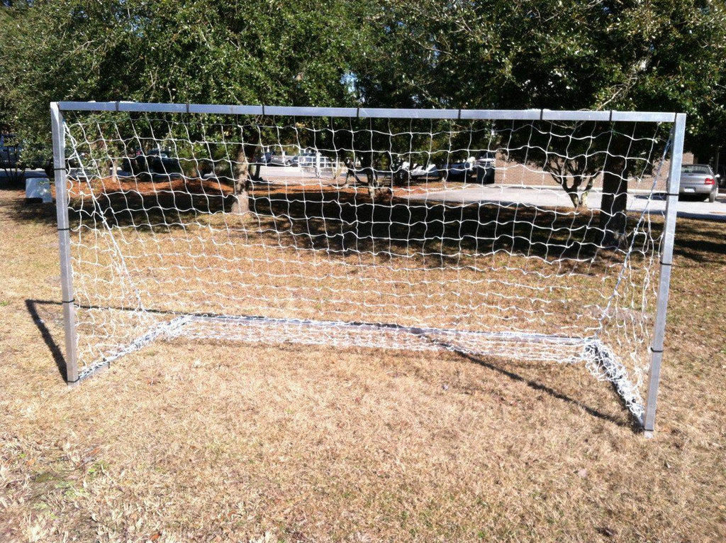 6.5' x 12'  Pevo European Practice Series Soccer Goal - Soccer Source - Your Source for Quality Soccer Equipment