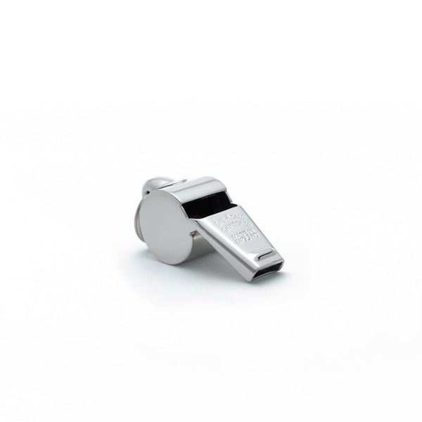 Acme Thunderer 60.5 Nickle Plated Whistle-Soccer Command