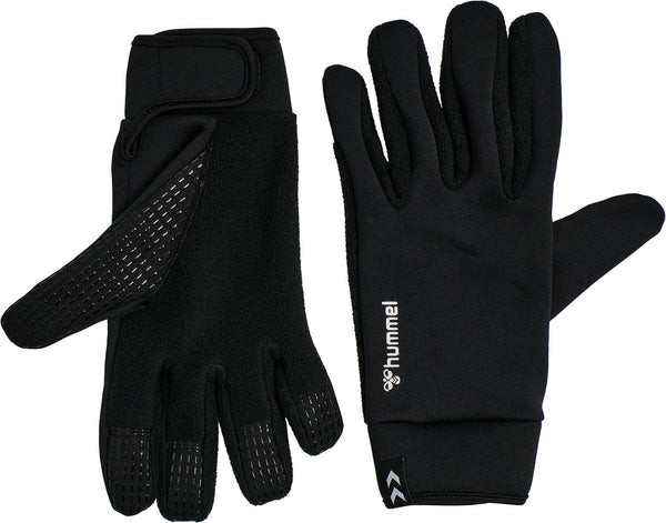 hummel Warm Player Gloves-Soccer Command