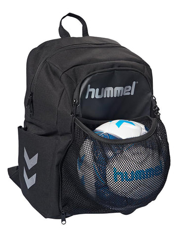 hummel Authentic Charge Ball Back Pack-Bags-Soccer Source