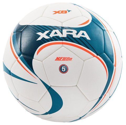 Xara XBT V2 Thermal Bonded NFHS Soccer Ball-Balls-Soccer Source