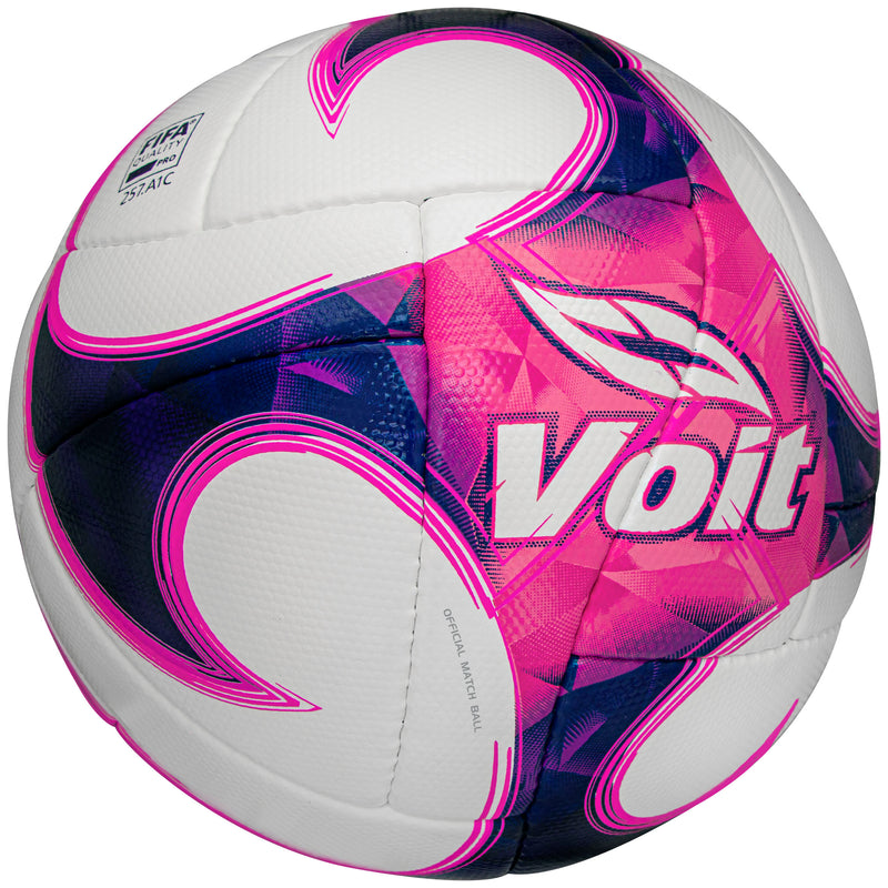 Voit 2020 Special Edition Pink Liga MX Official Match Ball-Soccer Command