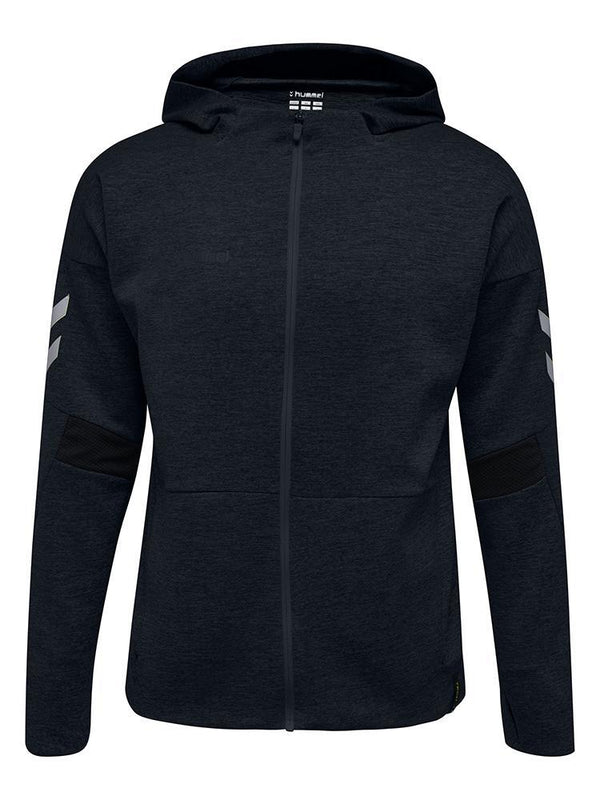 hummel Tech Move Poly Zip Hoodie-Apparel-Soccer Source
