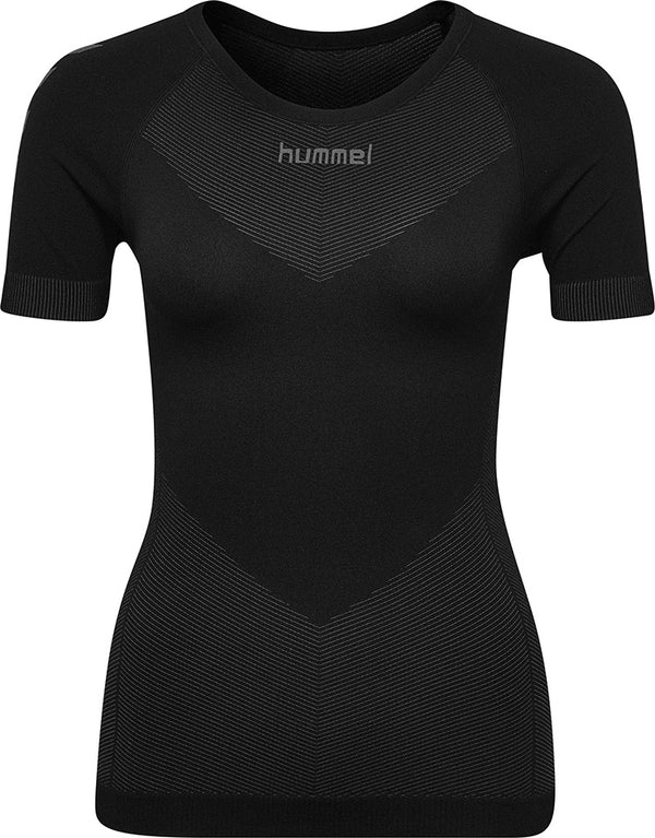 hummel First Seamless SS Jersey (women's)-Apparel-Soccer Source