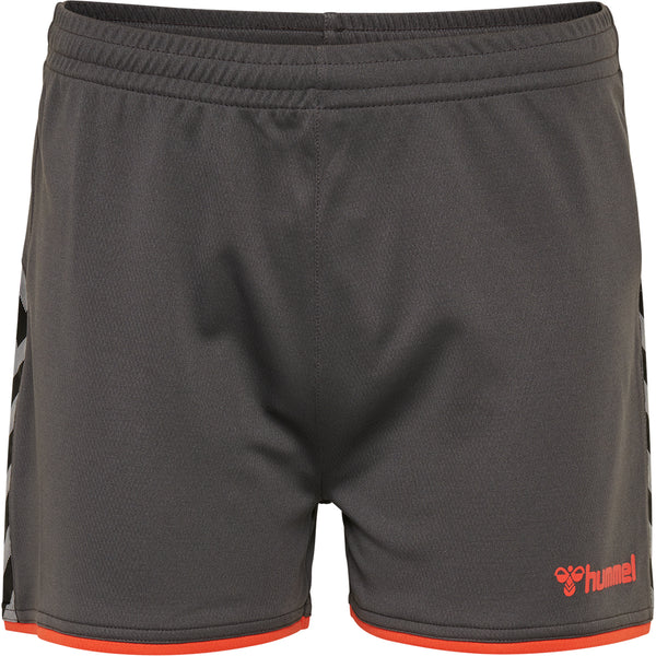 hummel hmlAuthentic Poly Shorts (women's)-Apparel-Soccer Source