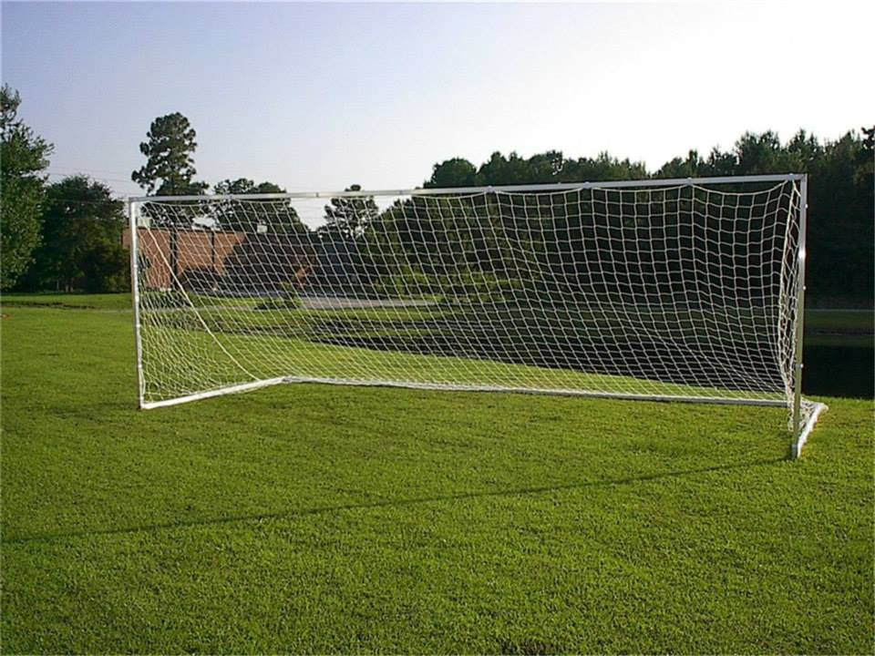 8' x 24'  Pevo European Practice Series Soccer Goal - Soccer Source - Your Source for Quality Soccer Equipment