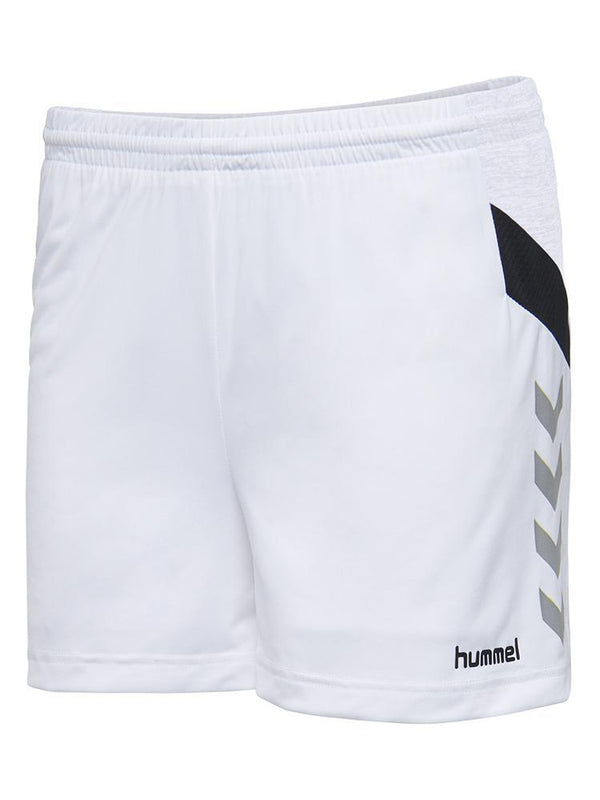 hummel Tech Move Poly Women's Soccer Shorts-Apparel-Soccer Source