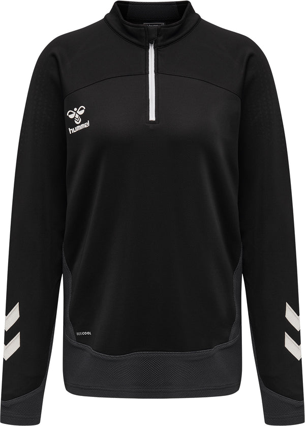 hummel Lead Half Zip Jacket (women's)-Soccer Command