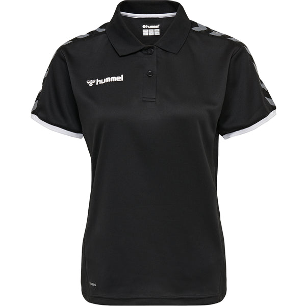 hummel Authentic Functional Polo (women's)-Soccer Command