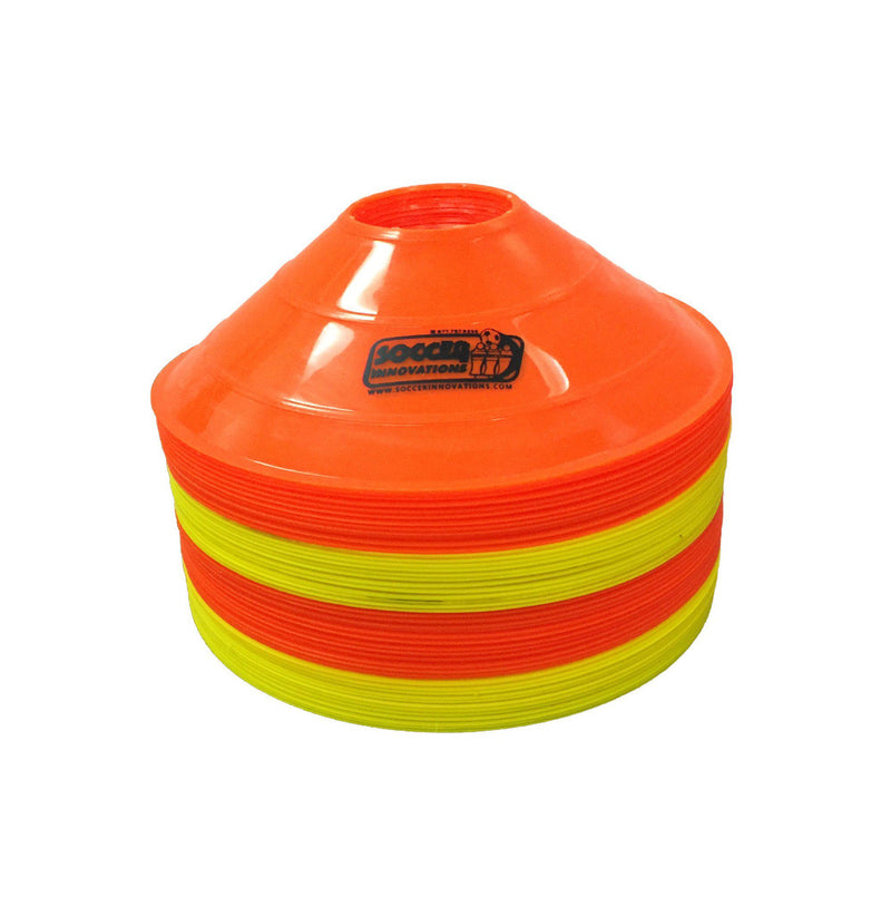 "8"" Double-Thick Disc Cone Set by Soccer Innovations-Soccer Command"