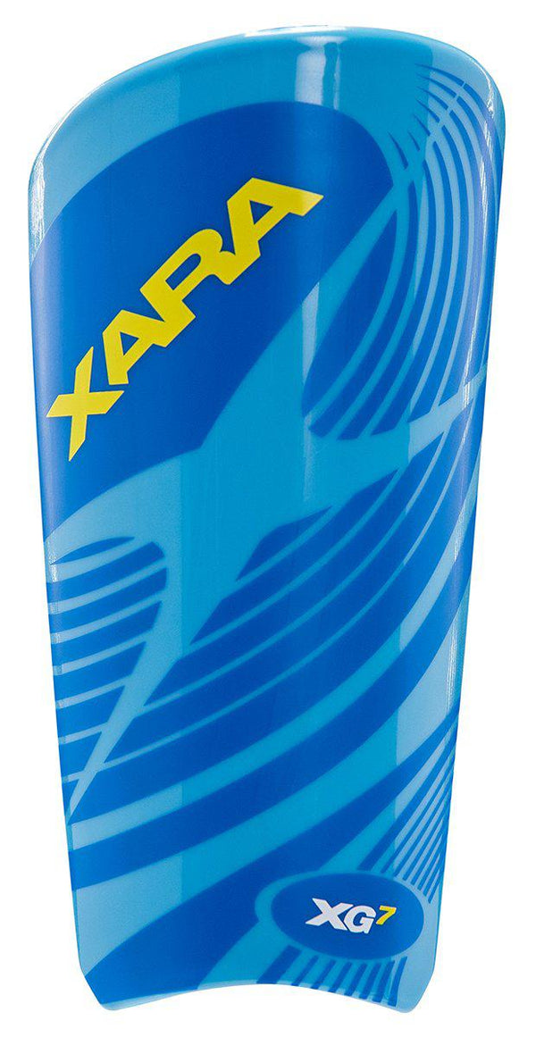 Xara XG7 Shin Guards w/Compression Sleeves-Equipment-Soccer Source
