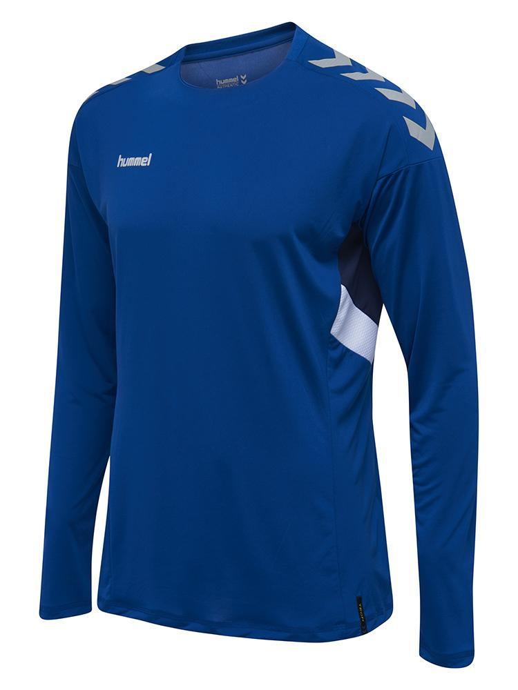 hummel Tech Move LS Soccer Jersey-Soccer Command