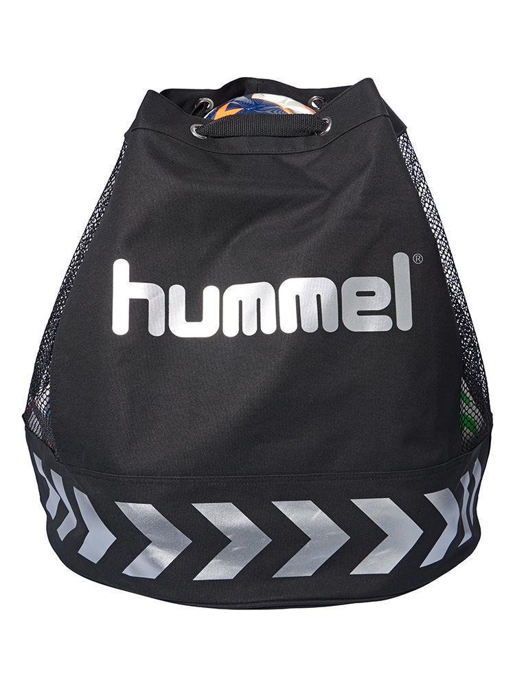 hummel Futsal Ball 12-Pack with Authentic Charge Ball Bag and Mini Pump-Soccer Command