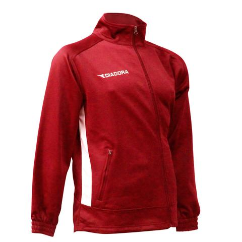 Diadora Calcio Soccer Warm Up Jacket-Apparel-Soccer Source