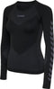 hummel First Seamless LS Jersey (women's)-Apparel-Soccer Source
