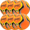 Senda Amador Soccer Ball (6-pack) - Fair Trade Certified-Equipment-Soccer Source