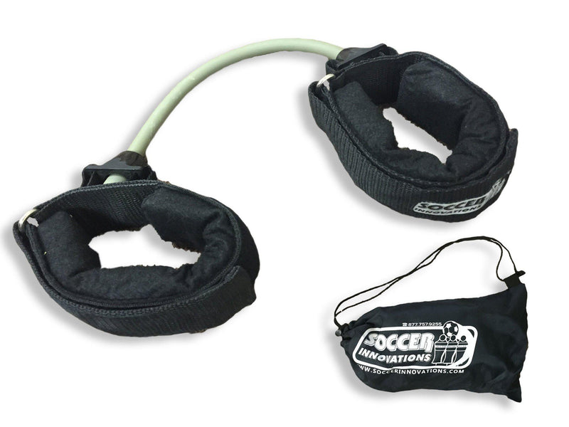 Ankle Resistance Band by Soccer Innovations-Equipment-Soccer Source